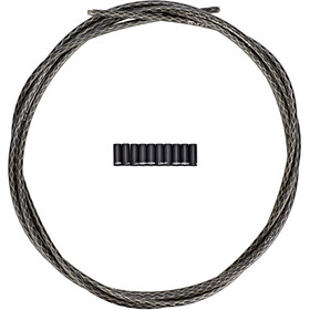 Jagwire LEX SL Gaine de câble 4,5mm 2,5m, black